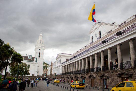 Palacio De Carondelet Quito
